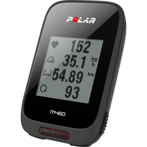 Polar M460 GPS Bike Computer | Black