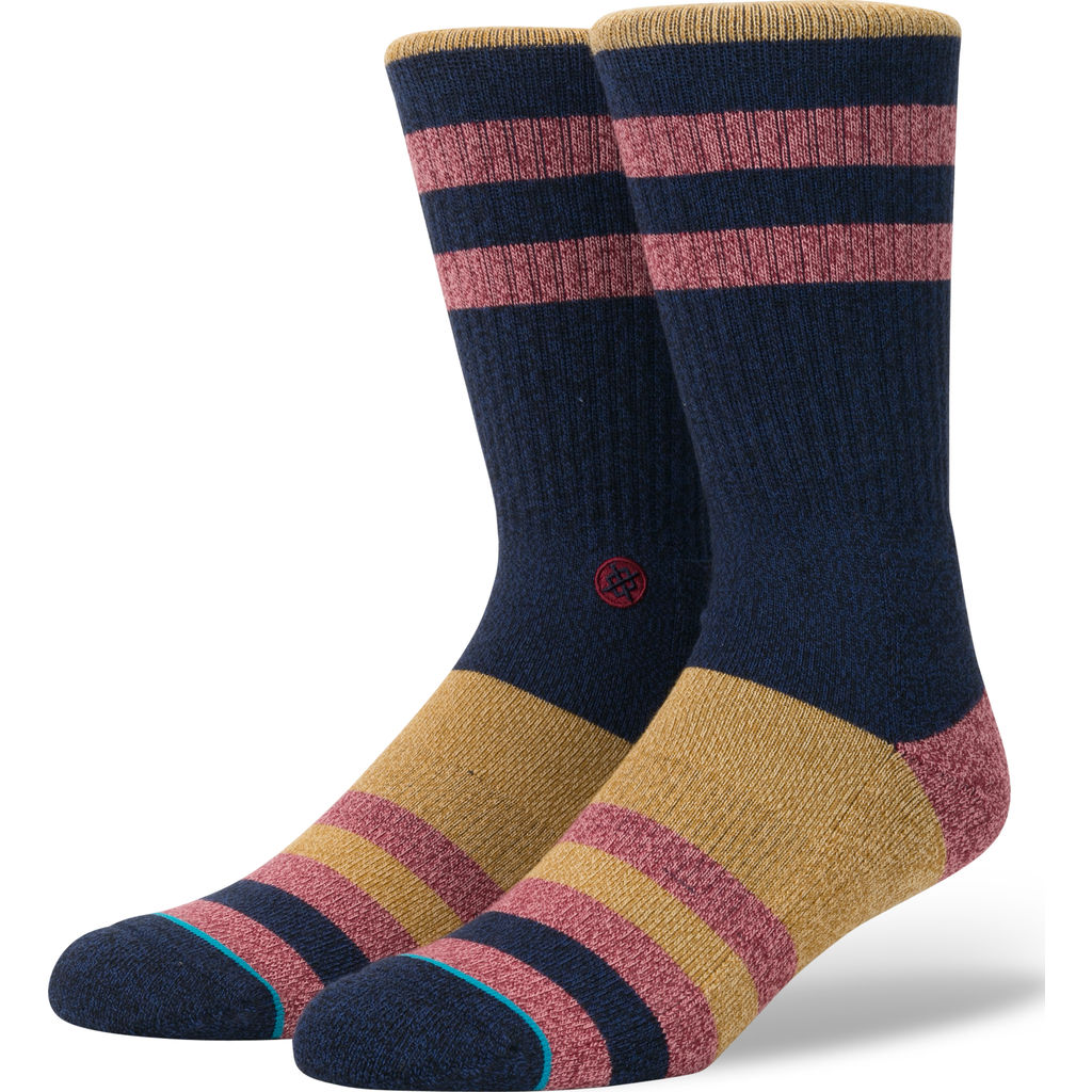 Stance Stacy Men's Socks | Blue M526D17STC