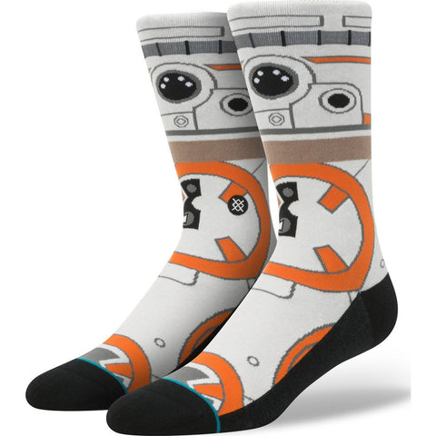 Stance BB8 Men's Socks | Tan Large M545C16BB8