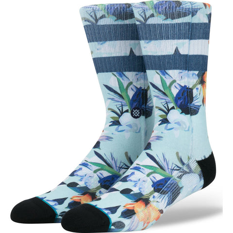 Stance Wipeout Men's Socks | Black L M556D17WIP