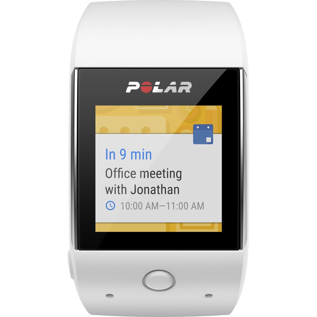 Polar M600 GPS Activity Tracker Smartwatch | White 90063089
