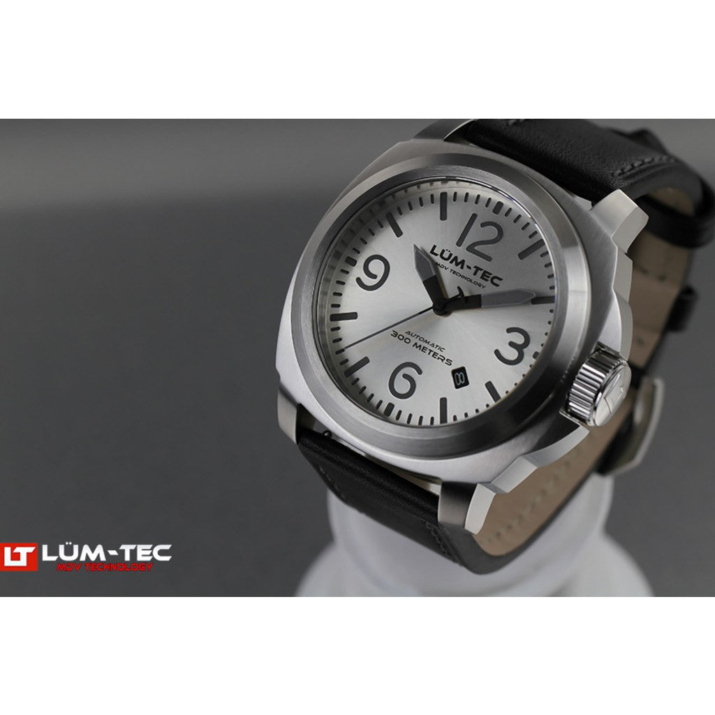 Lum-Tec M67 Automatic Watch | Leather Strap