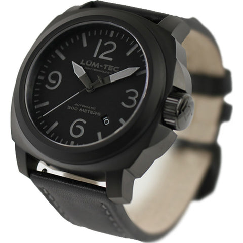 Lum-Tec M70 Automatic Watch | Leather Strap