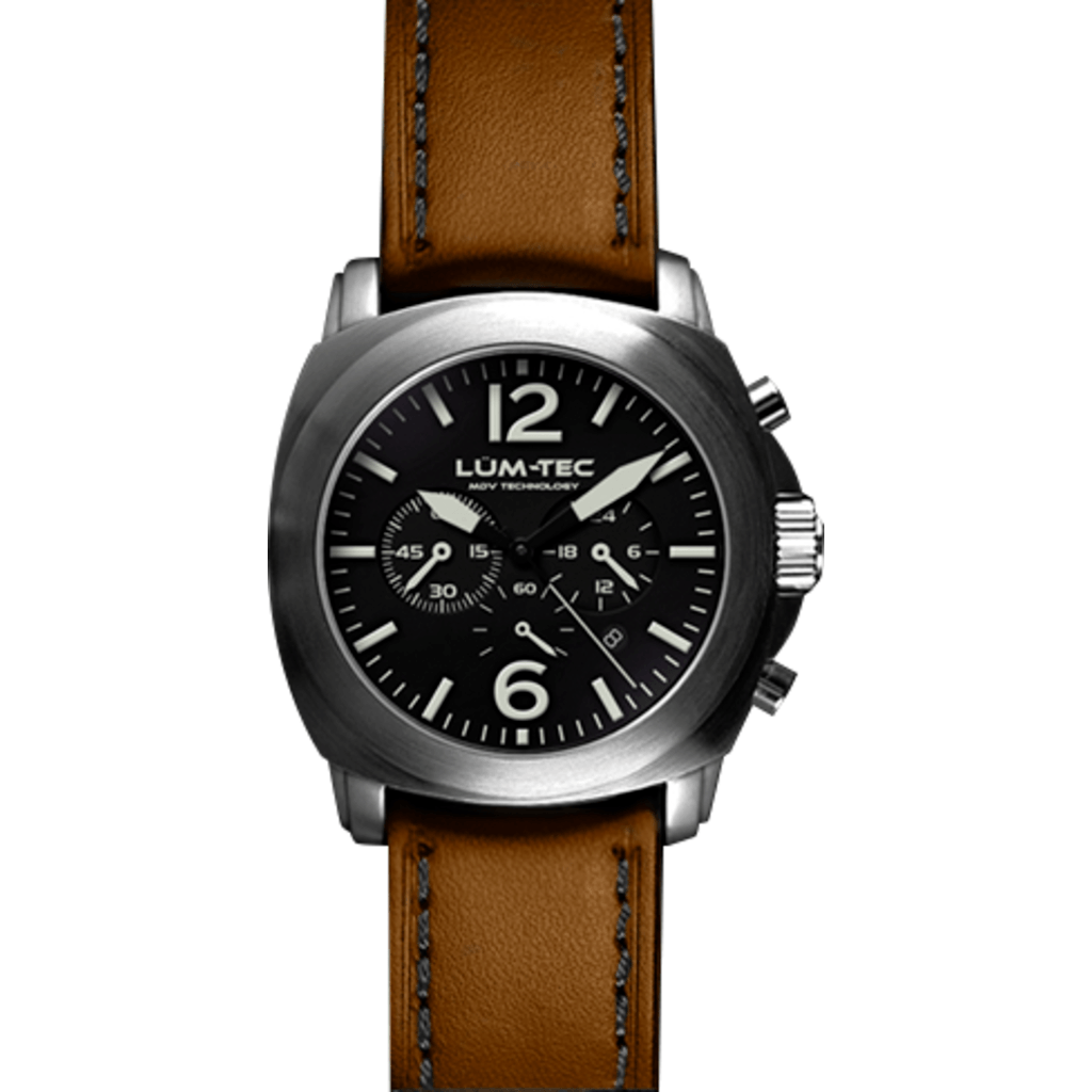 Lum-Tec M71-S Watch | Leather Strap