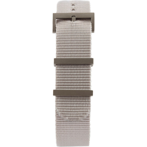 Minus-8 Anza Tan Nylon Watch Strap | Sand Hardware P024-017-Strap-T