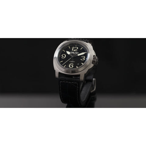 Lum-Tec M81 Automatic Watch | Leather Strap LTM81