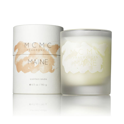 MCMC Fragrances Scented Candle | Maine- MNE-CAN