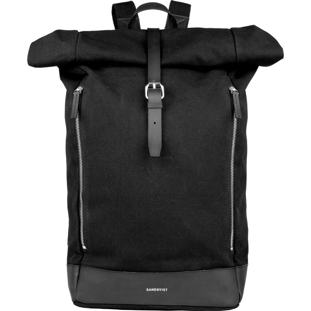Sandqvist Marius Backpack | Black