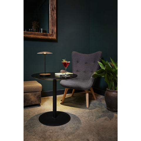 Marset Ginger Table Light | Wenge