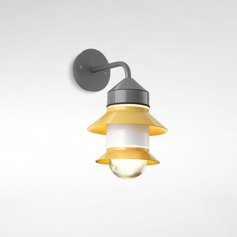 Marset Santorini Wall Light | Mustard