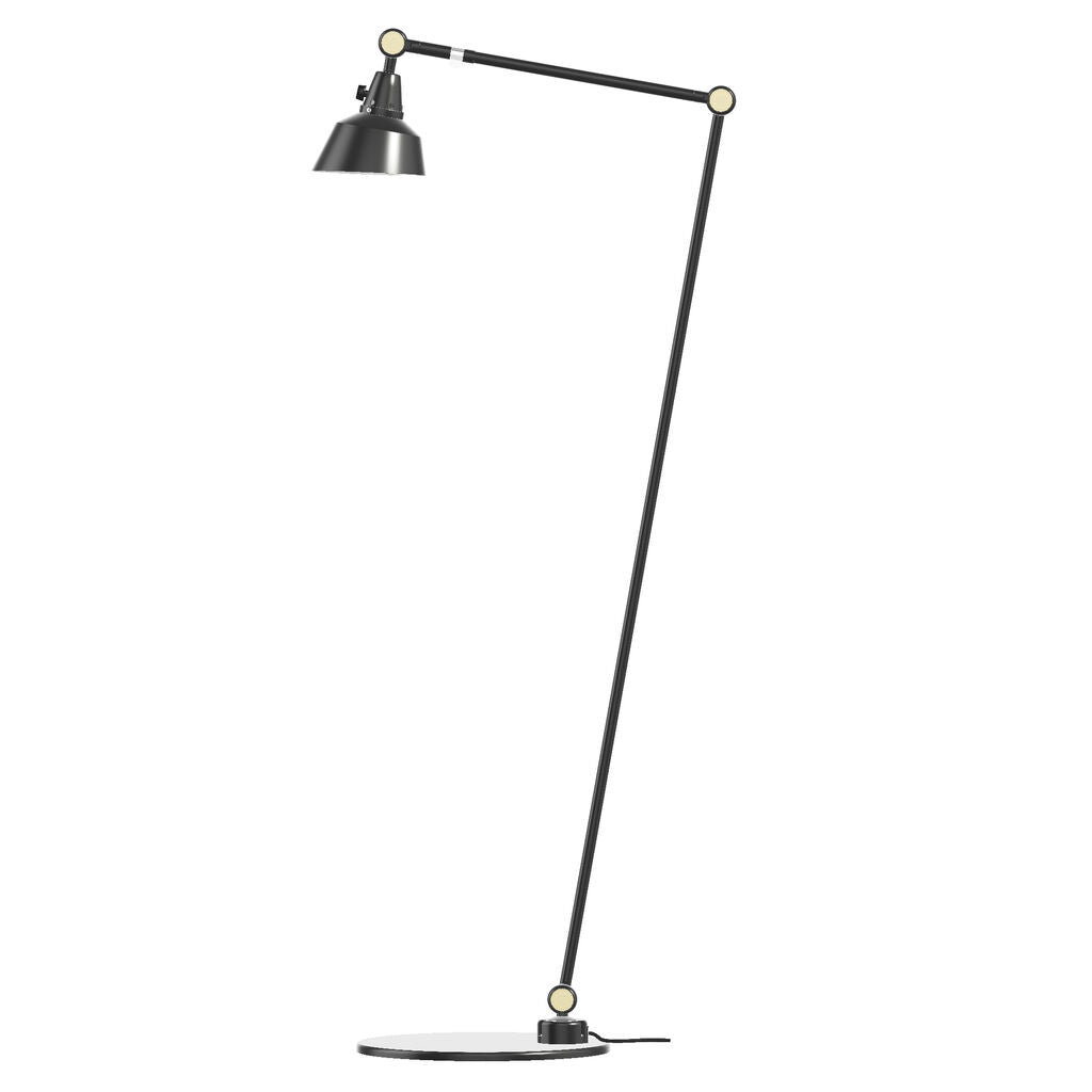 Midgard Modular 556 Floor Lamp | Black 120 cm