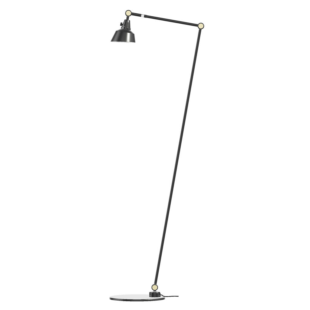 Midgard Modular 556 Floor Lamp | Black 160 cm