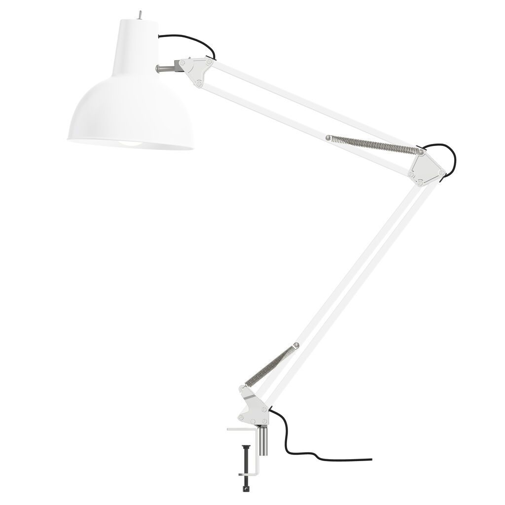 Midgard Spring Balanced Table Light with Clamp