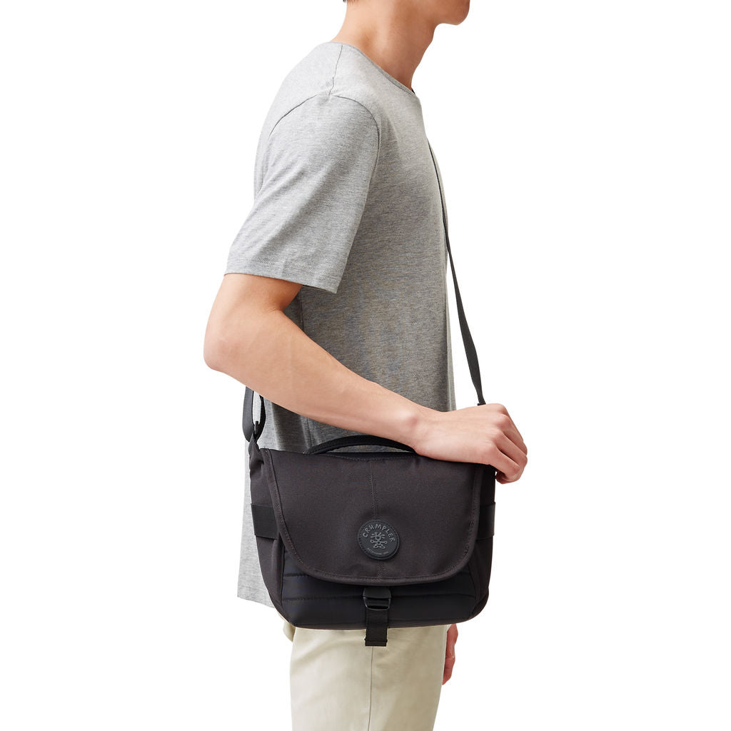 Crumpler 5 Million Dollar Home Camera Shoulder Bag | Black
