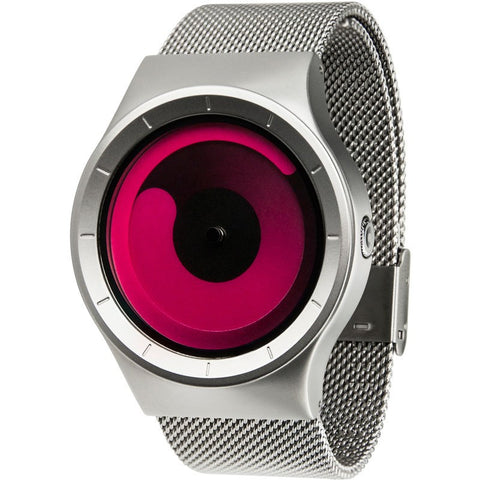 ZIIIRO Mercury Chrome - Magenta Watch | Z0002WS2