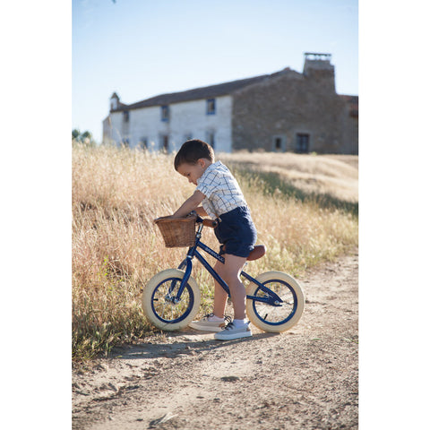 Banwood First Go! Kid's Balance Bike | Navy Blue- Bw-F1-Navyblue