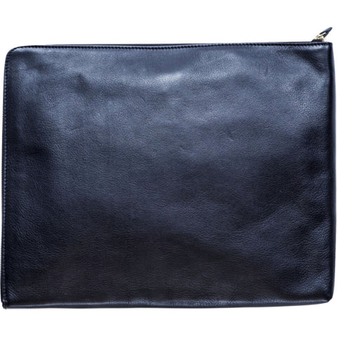 Kiko Leather Tech-Folio | Black