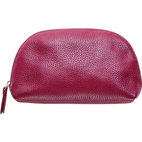 Kiko Leather Travel Case Medium | Red