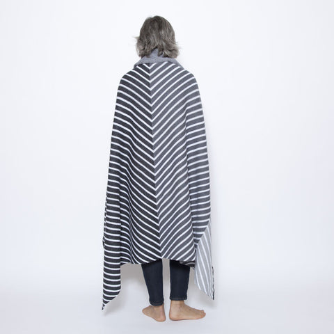 in2green Eco Zag Throw Kelly Harris Smith