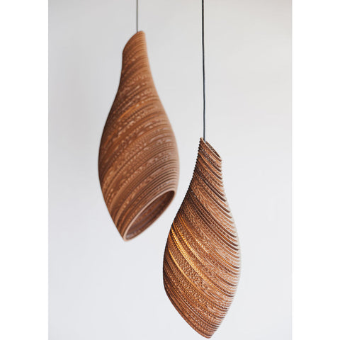 Graypants Scraplight Nest24 Pendant | Natural