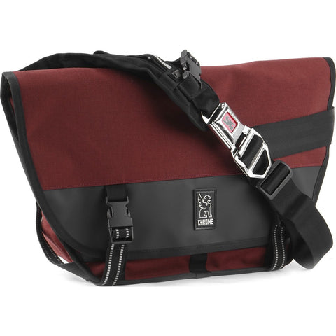 Chrome Mini Metro Messenger Bag | Brick/Black BG-001-BRIK