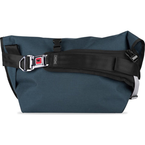 Chrome Mini Metro Ltd Messenger Bag | Indigo/Indigo/Jade