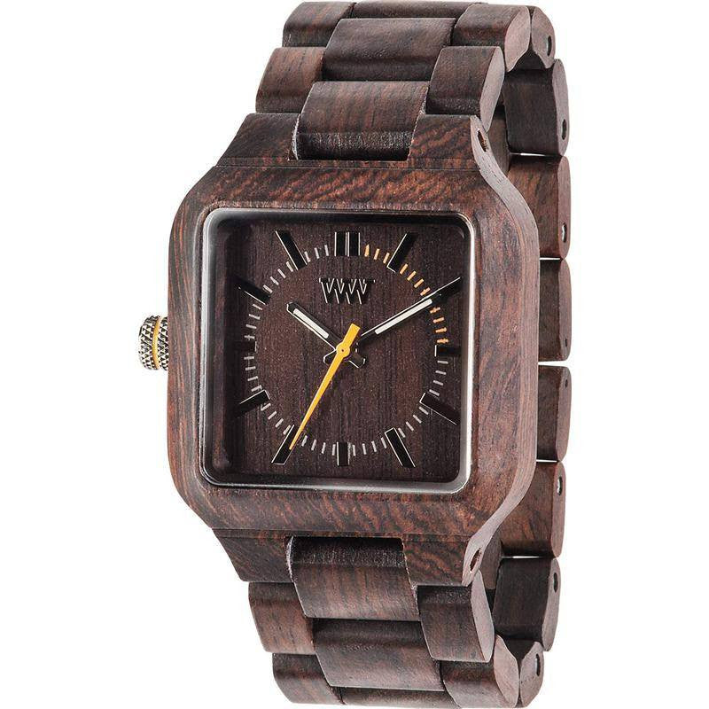 WeWood Mira Indian Rosewood Watch | Chocolate