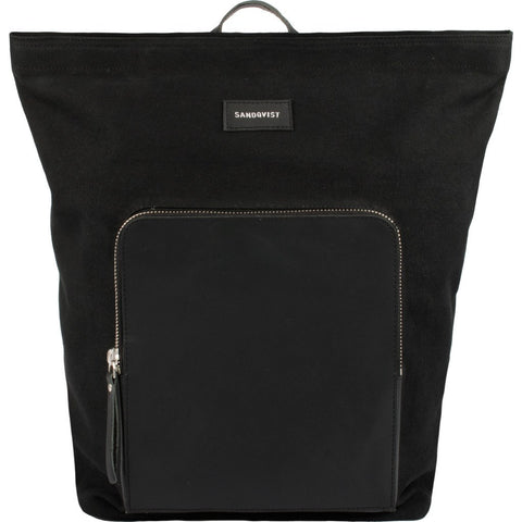 Sandqvist Misha Backpack | Black SQA629 SQA629