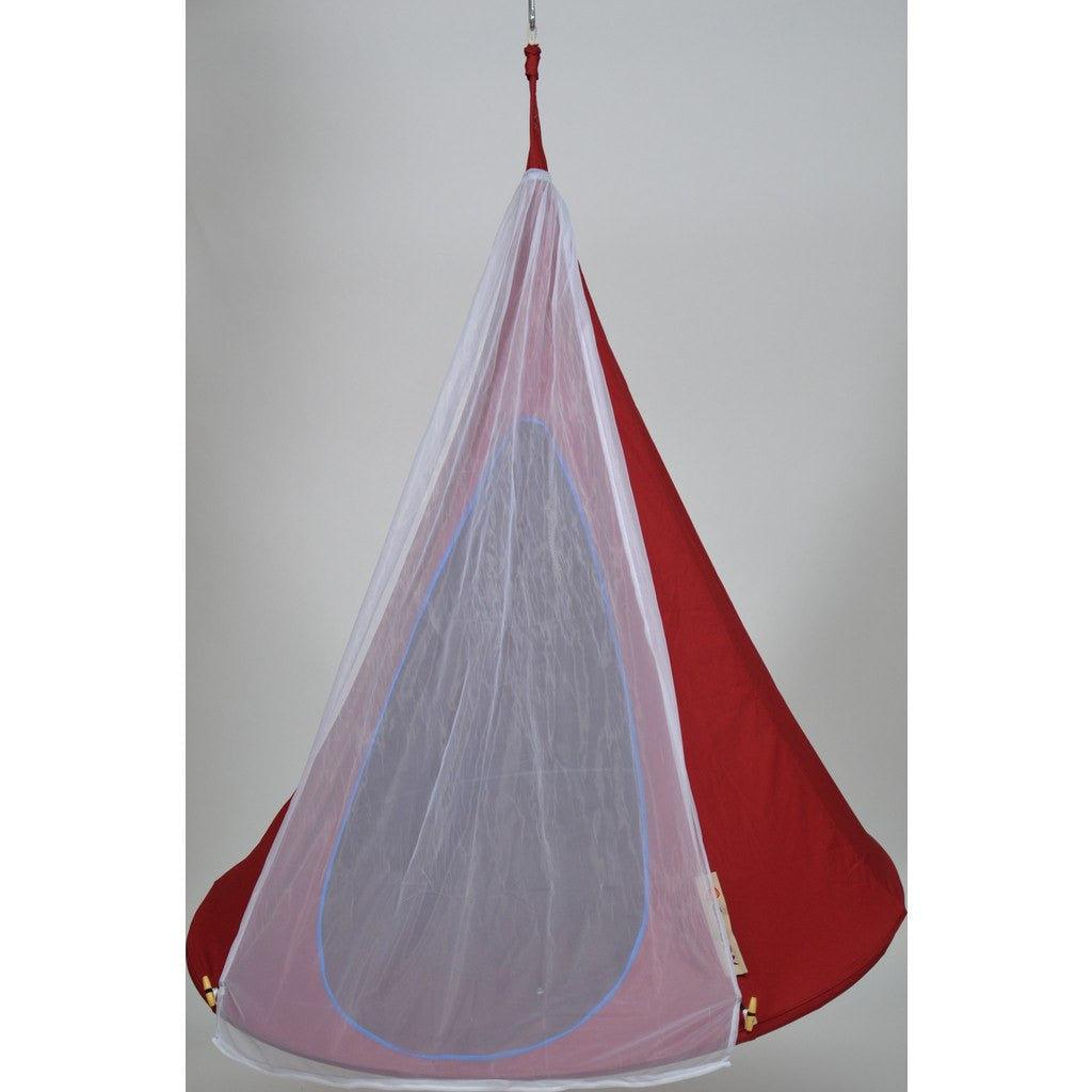 Cacoon Bug Net for Single Hanging Hammock | White ZAC010