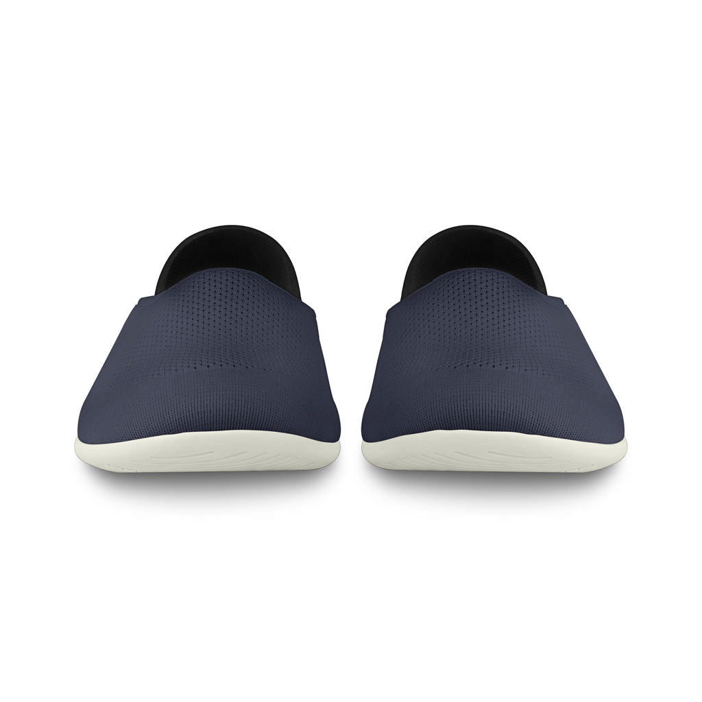 Mahabis Flow Flexible Lightweight Slippers | Nora Navy/Ivory