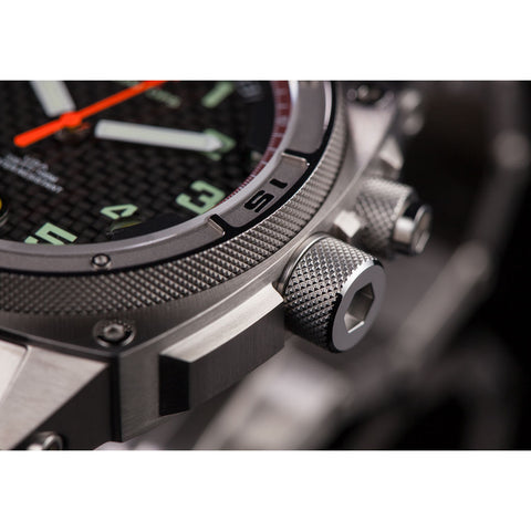 MTM Special Ops Falcon Watch | Silver Titanium