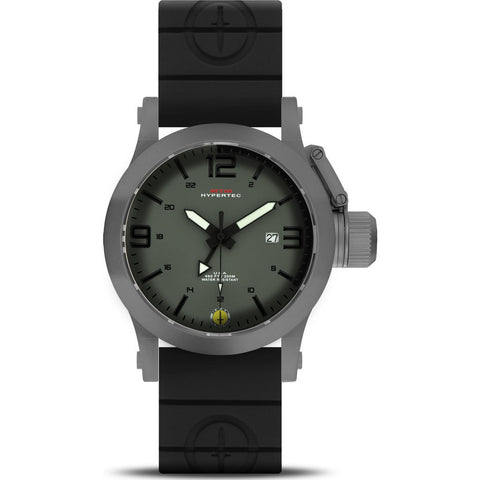 MTM Special Ops Hypertec 44 Watch | Gray/Green-Black/Black Rubber II