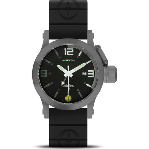 MTM Special Ops Hypertec 44 Watch | Gray/White/Black Rubber II