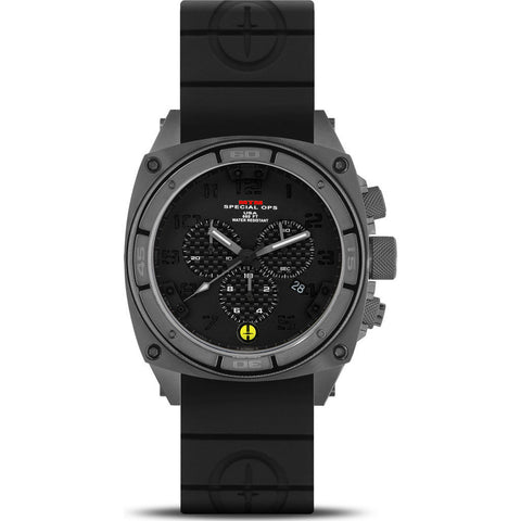 MTM Special Ops Predator II Watch | Gray Titanium/Black-Carbon/BkrII Watch |