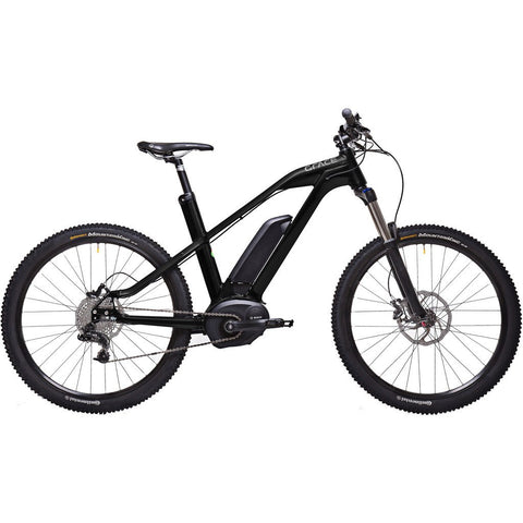 Grace MX II Trail 16.5 Bosch Electric Speed MTB Bicycle  | Matte Black MXIITrail