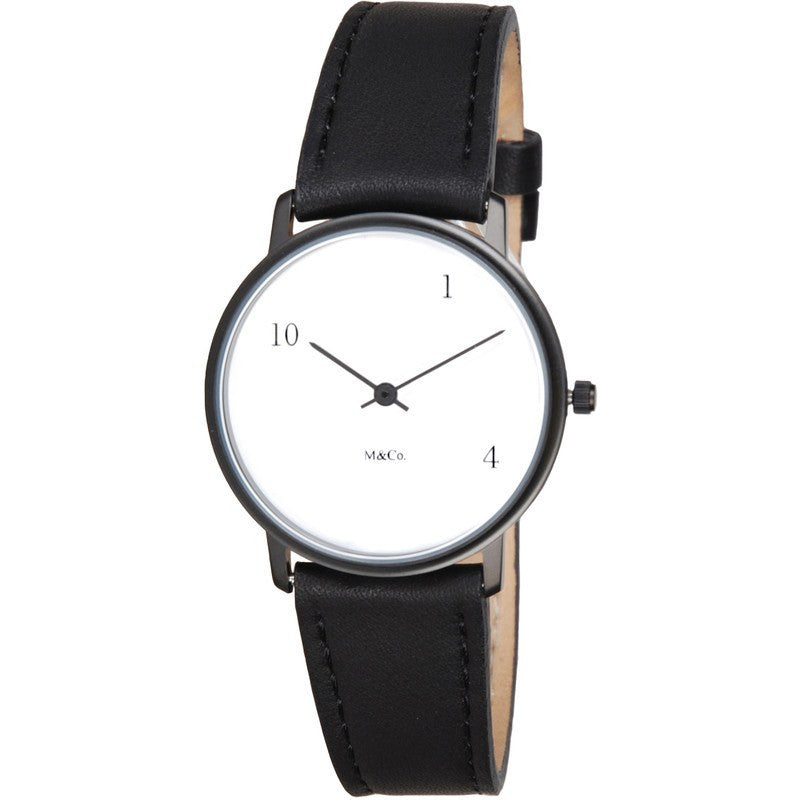 Projects Watches M&Co 10-one-4 MoMA Design Collection Watch | Black