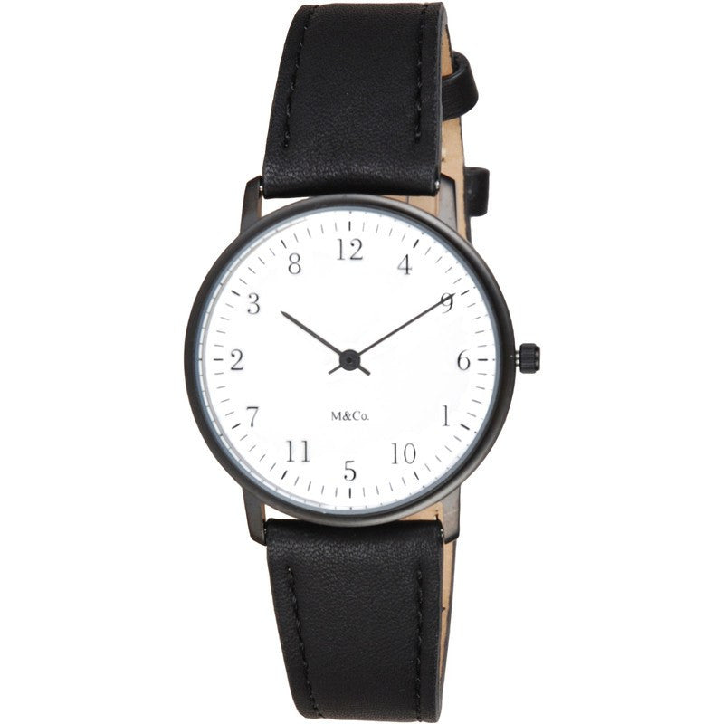 Projects Watches M&Co Askew Watch | Black