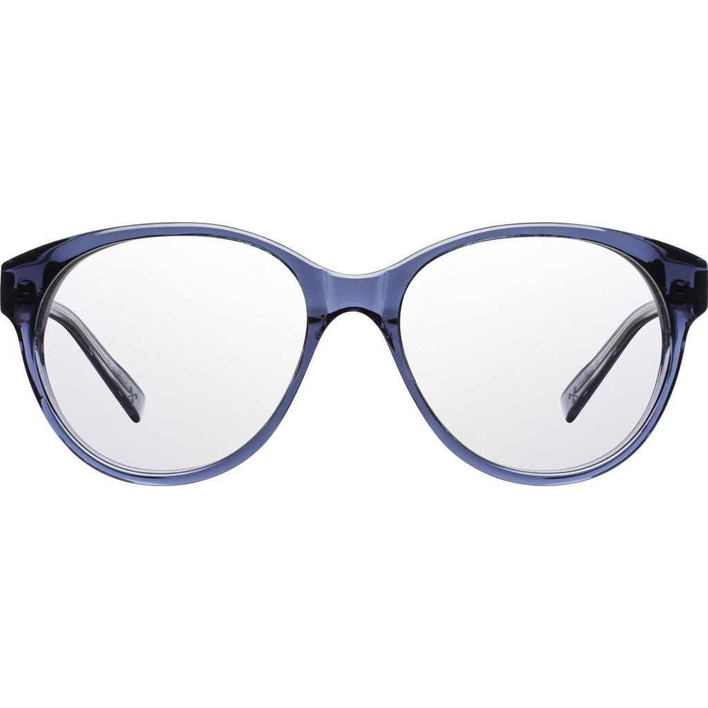 Shwood RX Madison Acetate Sunglasses | Blue Crystal & Abalone Shell -WWRXAMB2AS