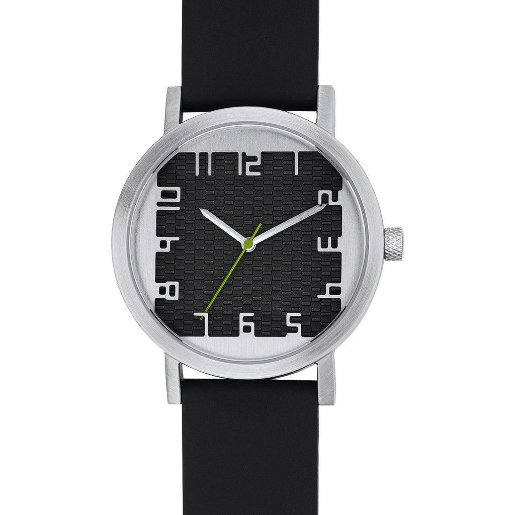 Projects Watches Mado 40mm Watch | Silver/Black 7170S