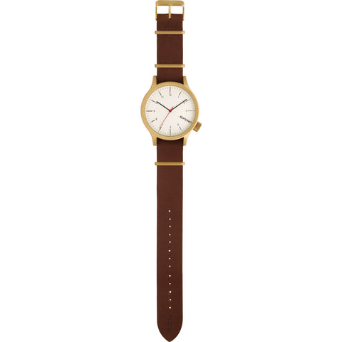 Komono Magnus II  Watch | Saddle Brown-KOM-W1944