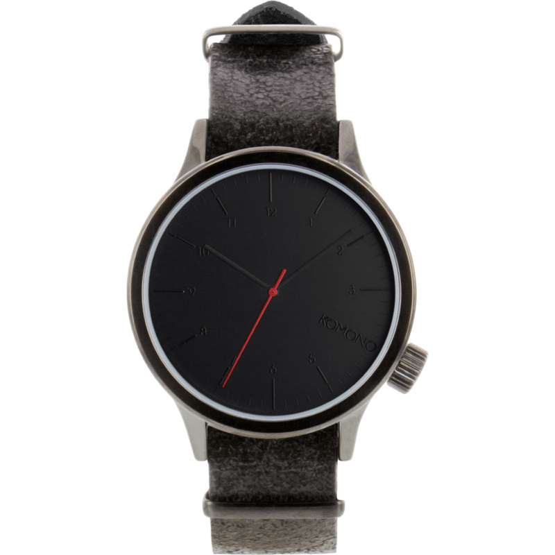 Komono Magnus Vintage Watch | Black KOM-W1951