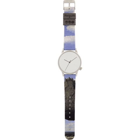 Komono x Magritte Winston Watch | Castle of Pyrenees KOM-W2884