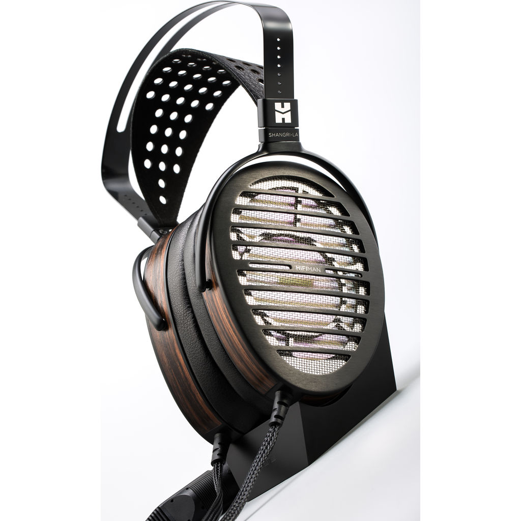 HiFiMAN Shangri La Sr Amplifer & Headphone Set | Black