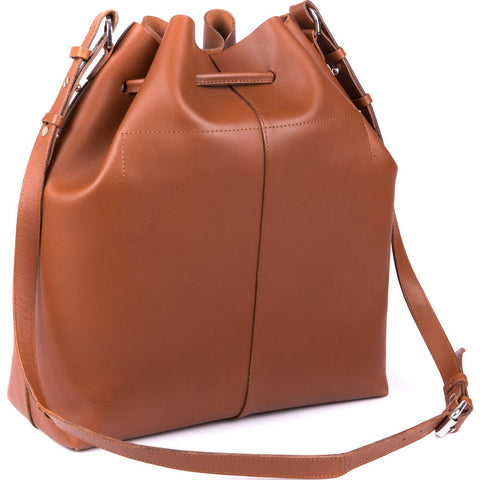 Sandqvist Marianne Shoulder Bag | Cognac Brown SQA623