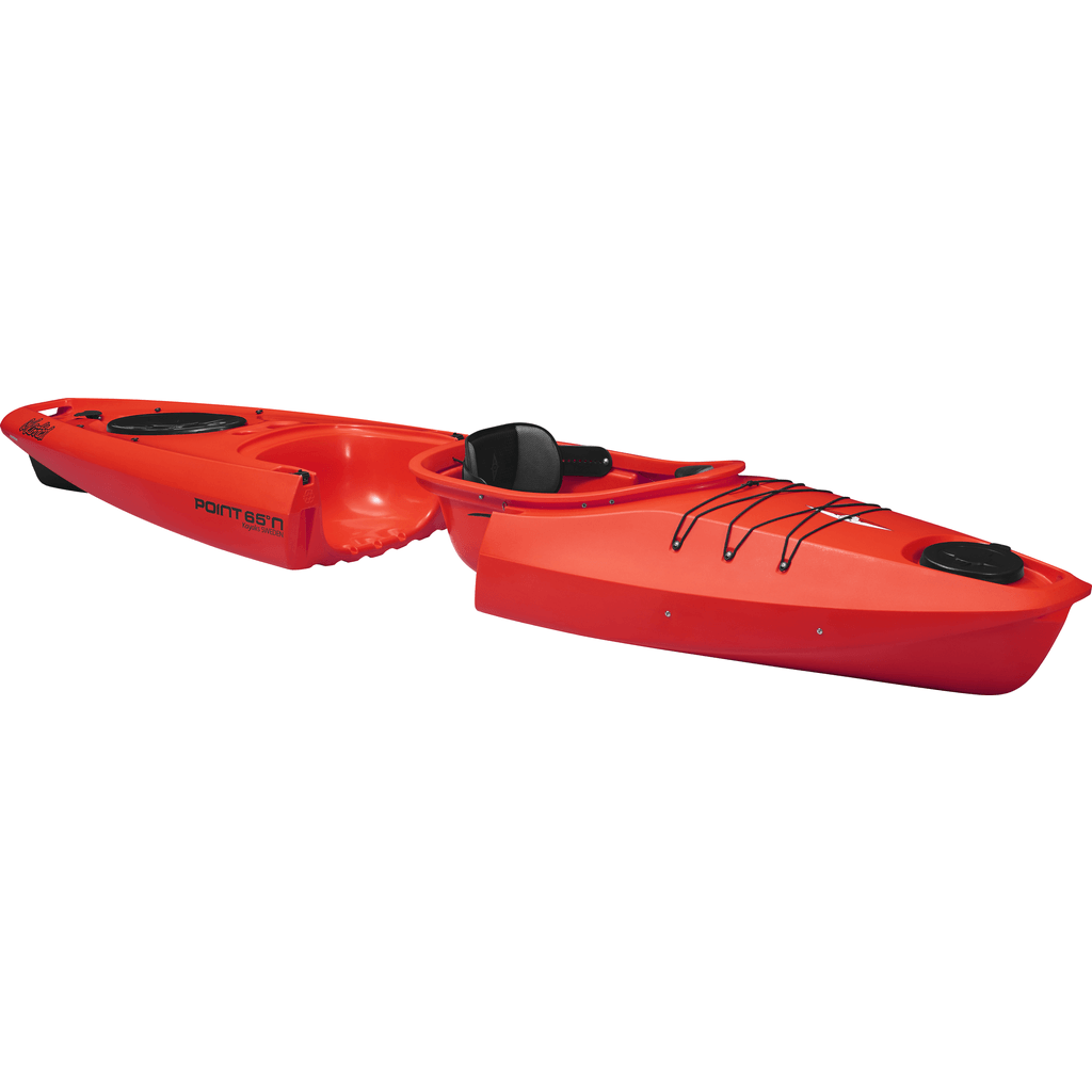 Point 65 Martini GTX Modular Solo Kayak | Red