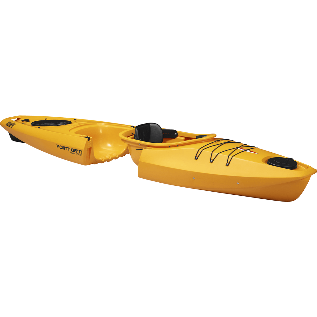 Point 65 Martini GTX Modular Solo Kayak | Yellow
