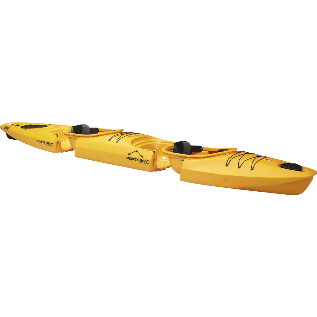 Point 65 Martini GTX Modular Kayak Back Section | Yellow