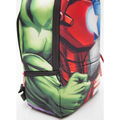 Sprayground Marvel Avengers Collage Backpack | B501