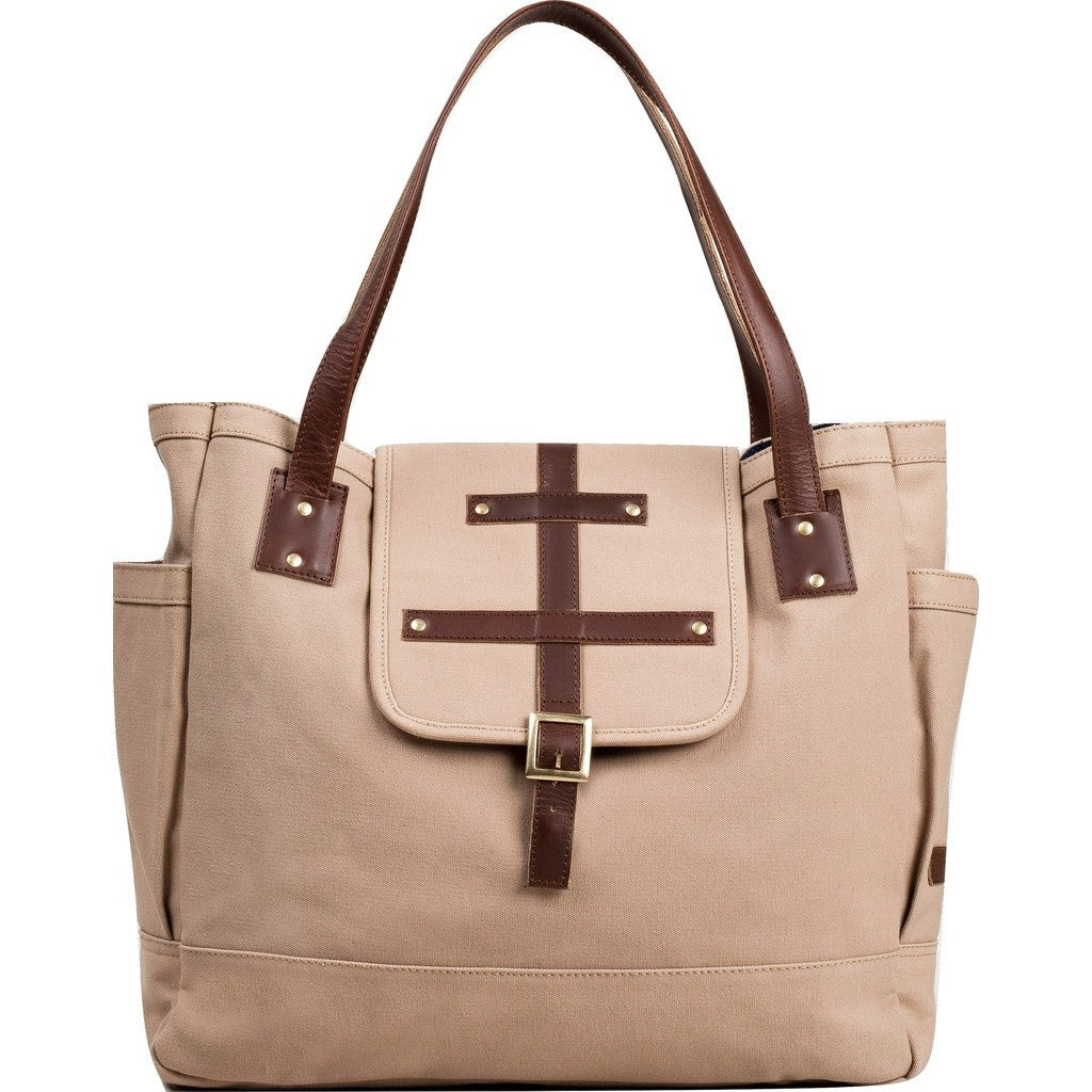 United By Blue Mckenzie Tote Bag | Tan MCKENZIE-TN
