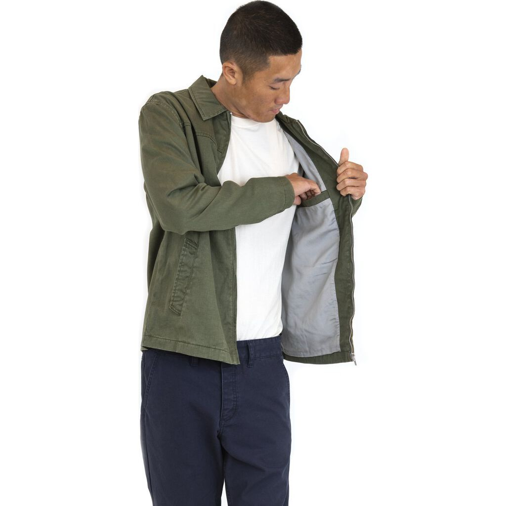 Roamers Men's Hillcroft Jacket | Olive